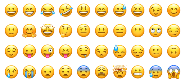 Emoji Meaning Can Be Confusing    So Here's Your Emoji Field