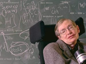 Stephen Hawking States the Obvious: We Should Be