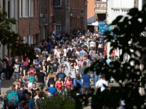 Quiet Town of 35 in Belgium Enacts a Pokémon GO Curfew After Thousands of Players Show Up to Catch the Rare Spawns!