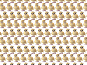 Another Way to Use All of Those Pidgeys