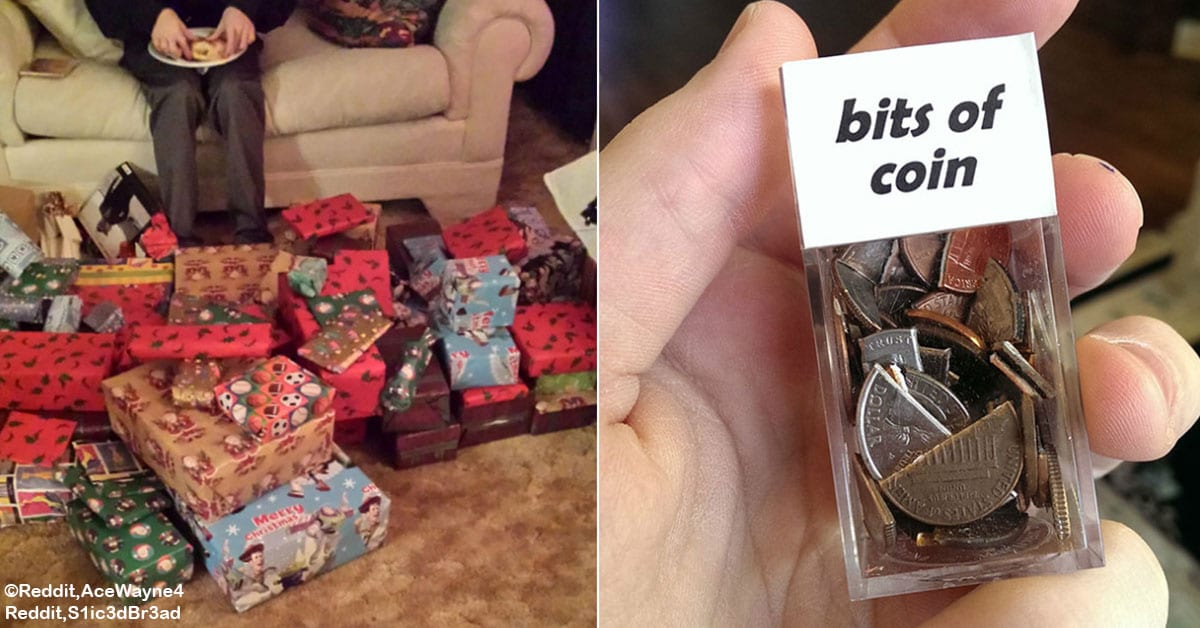 20 Hilarious Christmas Gifts From Some Of The Best Trolls On Planet Earth