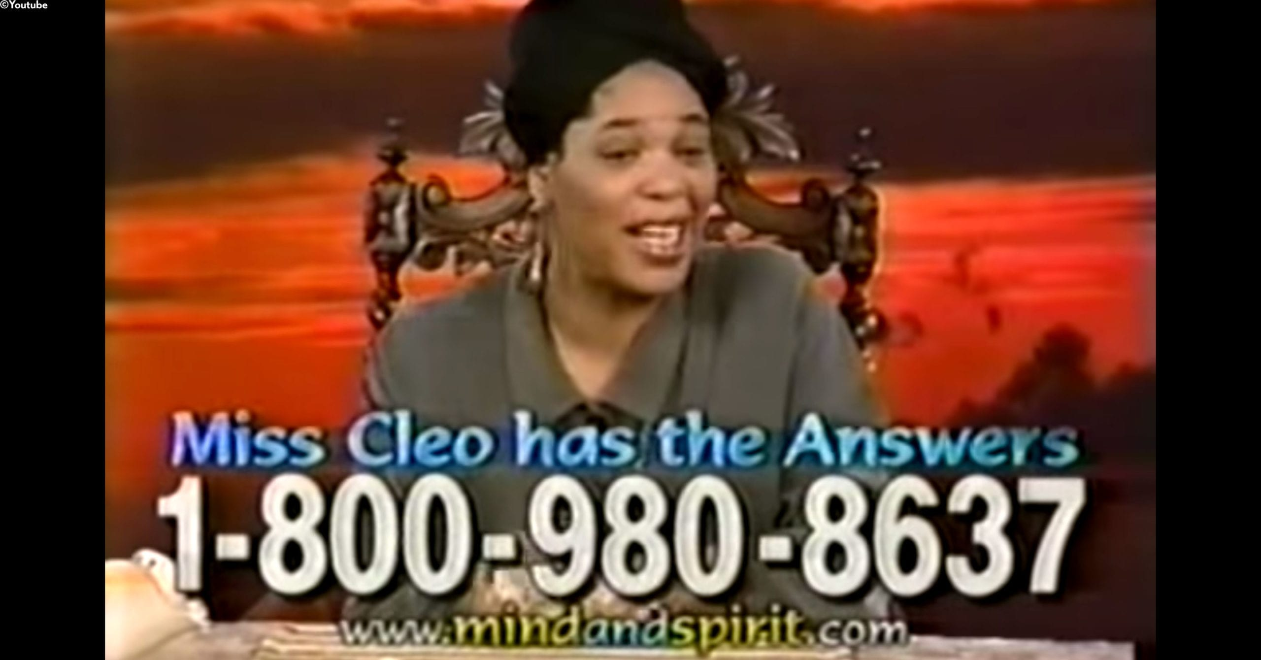 In The Late 1990s Miss Cleo Had All The Answers To Our Troubling